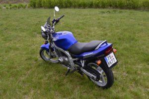 Autoškola Polišenský Motorka A2